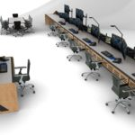 Enterprise Control Room NOC Furniture 2017 4