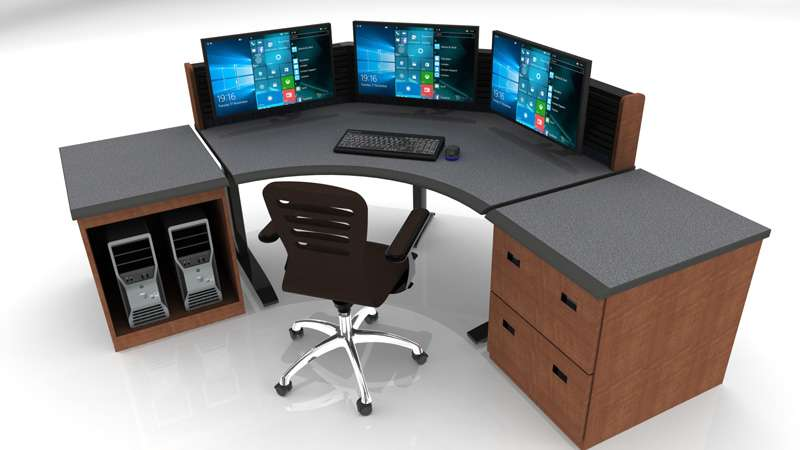 Deluxe Control Room Noc Furniture 2017 – 11