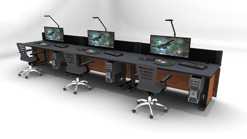Deluxe Control Room Noc Furniture 2017 – 13