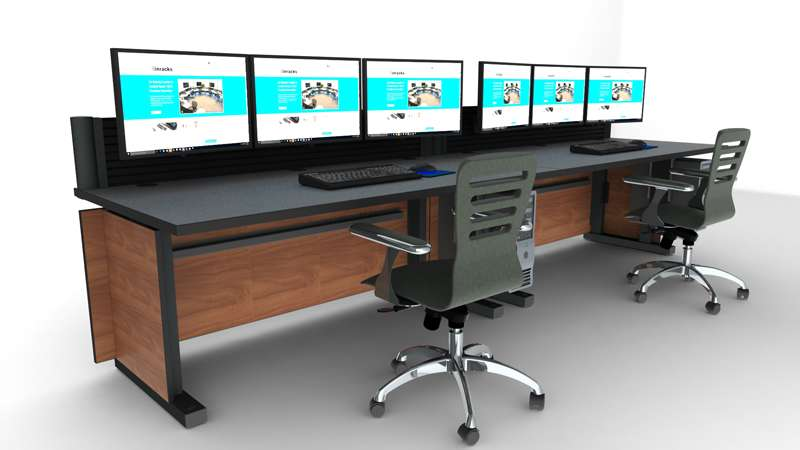 Deluxe Control Room Noc Furniture 2017 – 26