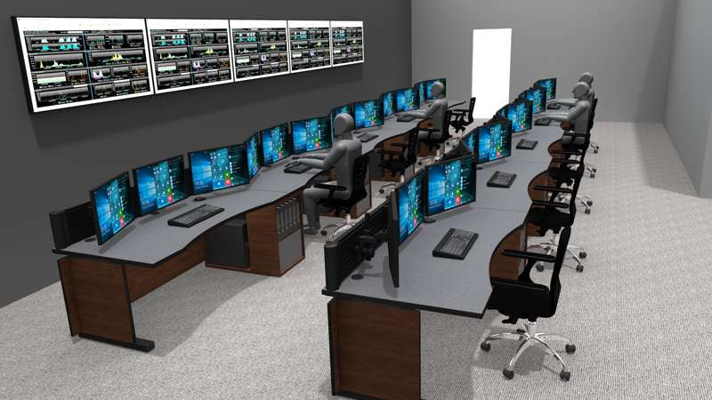 Deluxe Control Room Noc Furniture 2017 – 29
