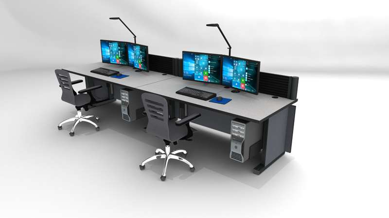 Deluxe Control Room Noc Furniture 2017 – 32