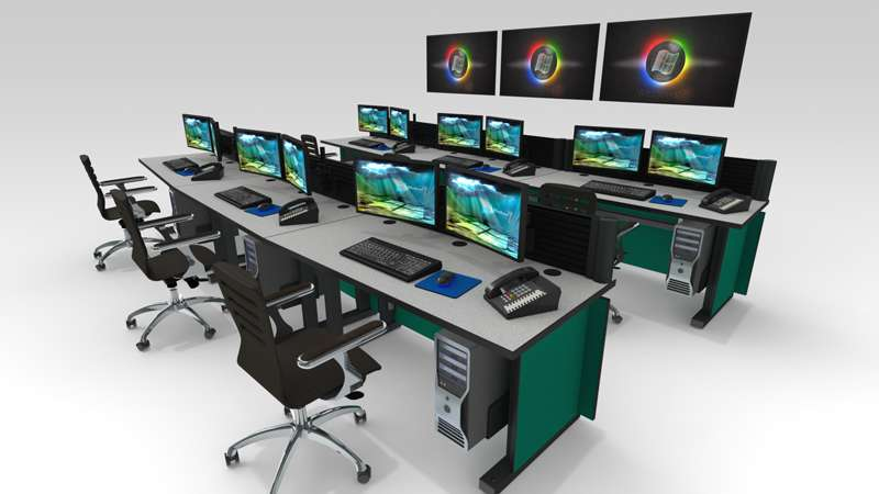 Deluxe Control Room Noc Furniture 2017 – 33