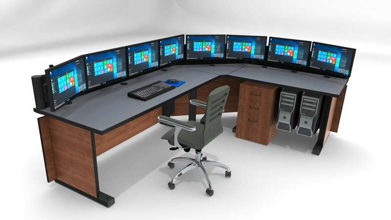 Deluxe Control Room Noc Furniture 2017 – 35