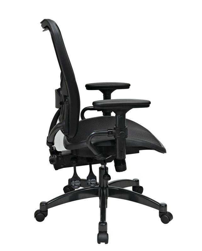 Dual Function Ergonomics AirGrid Chair 3