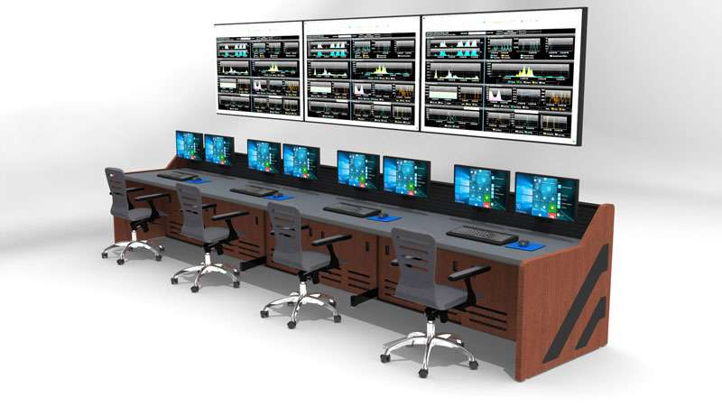 Enterprise Control Room NOC Furniture 2017 15