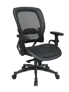 Professional-Black-Breathable-Mesh-Chair-1