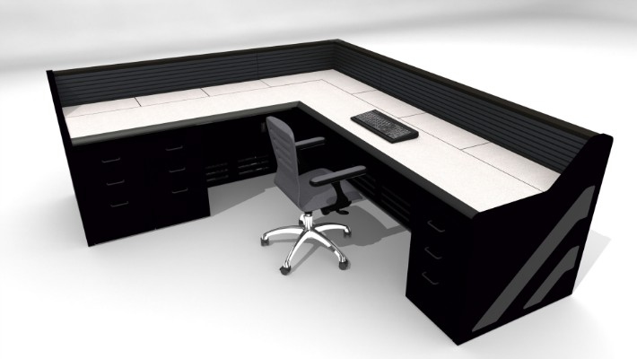 2018 Enterprise Control Room Furniture 1