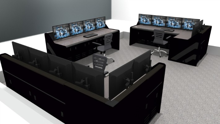 2018 Enterprise Control Room Furniture 12