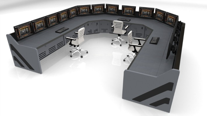 2018 Enterprise Control Room Furniture 13