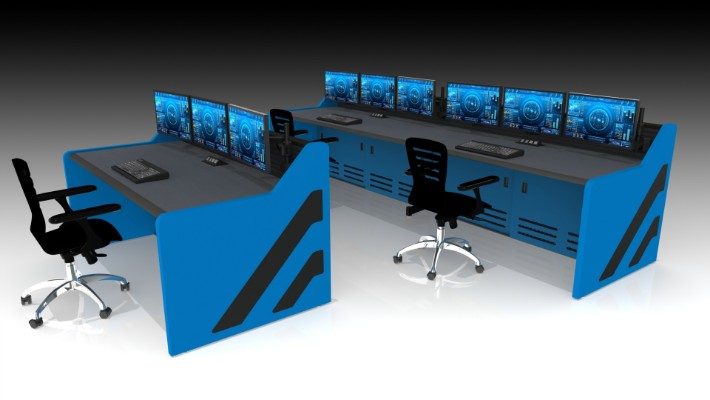 2018 Enterprise Control Room Furniture 17