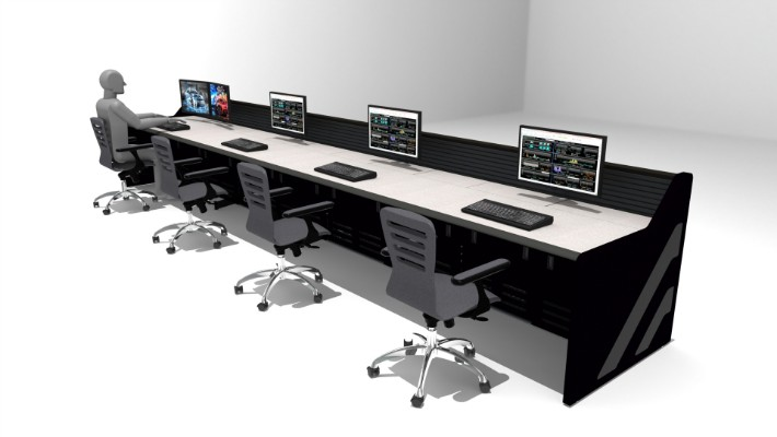 2018 Enterprise Control Room Furniture 2