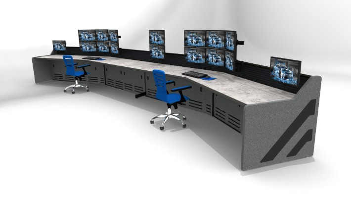 2018 Enterprise Control Room Furniture 22
