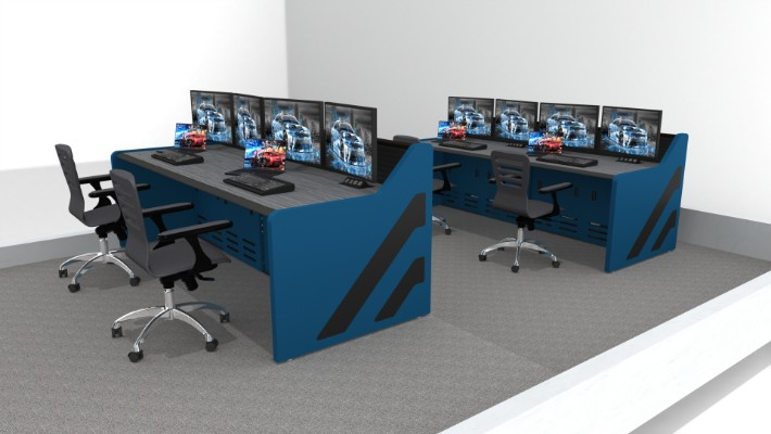 2018 Enterprise Control Room Furniture 29