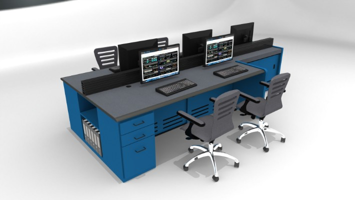2018 Enterprise Control Room Furniture 38