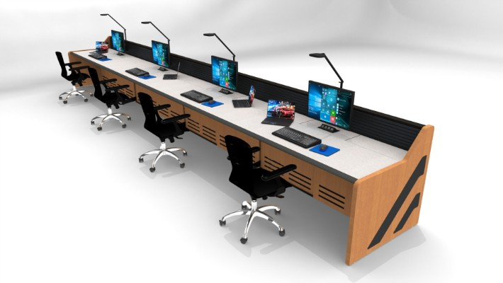 2018 Enterprise Control Room Furniture 4
