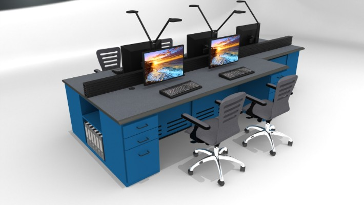 2018 Enterprise Control Room Furniture 41