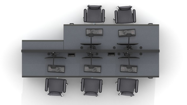 2018 Enterprise Control Room Furniture 43