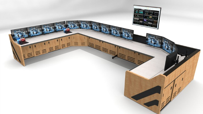 2018 Enterprise Control Room Furniture 47