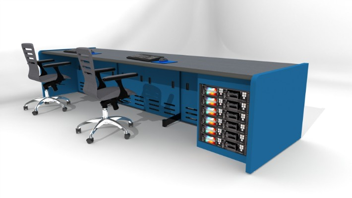 2018 Enterprise Control Room Furniture 48