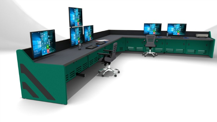2018 Enterprise Control Room Furniture 6