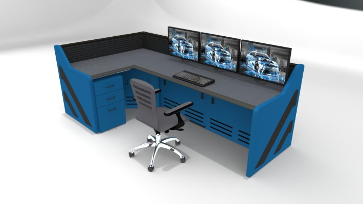 2018 Enterprise Control Room Furniture 61
