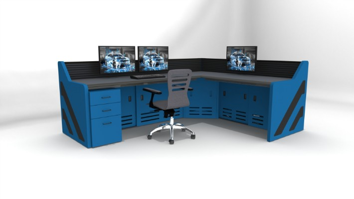 2018 Enterprise Control Room Furniture 62