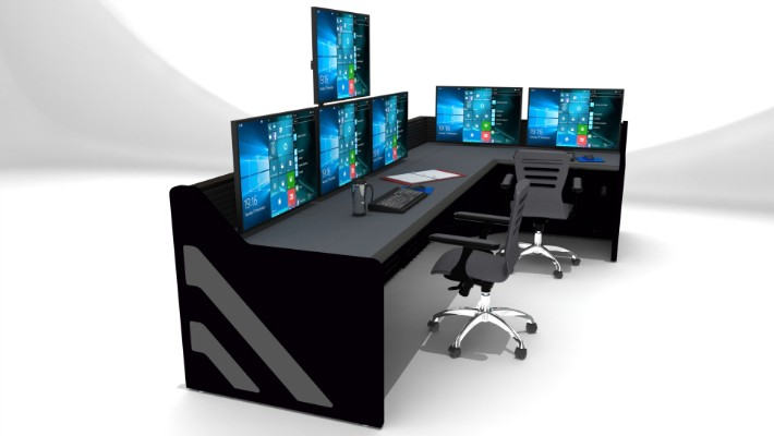 2018 Enterprise Control Room Furniture 7