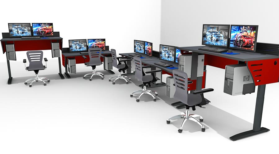 rendering of the Summit Edge dispatch console
