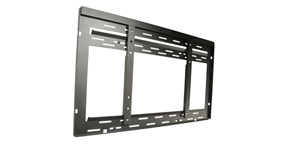 LCD mounting bracket for monitor