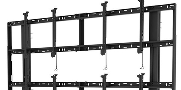 aluminum extrusion for monitor wall