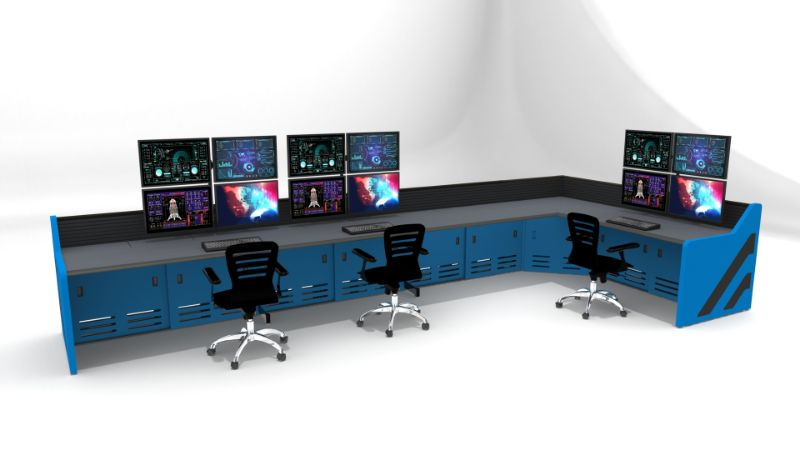 Network Operations Center Furniture
