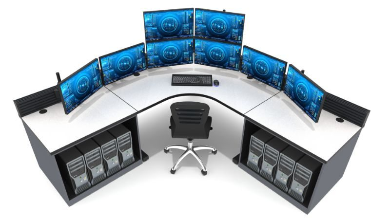 Operations Centers Furniture