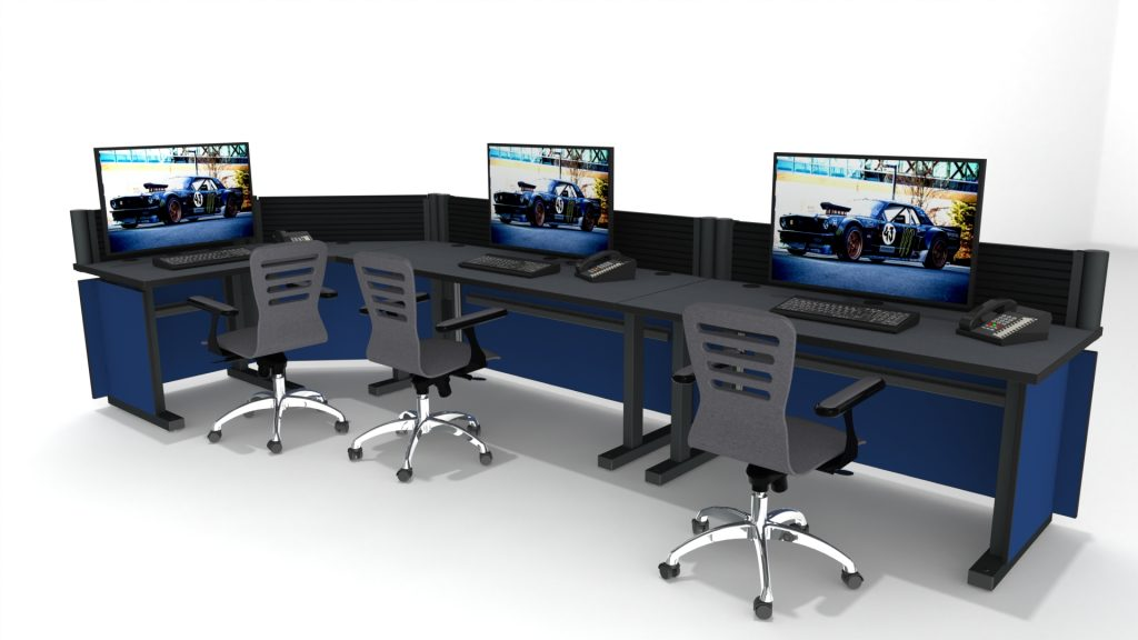 2020 Summit Edge Console For Control Room