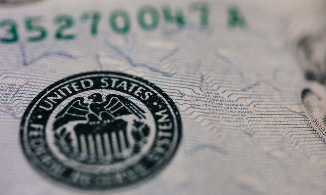 gsa contract close up of usd money